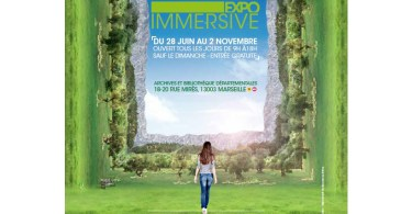 Saveurs et Lumière de Provence, une exposition immersive aux Archives de Marseille