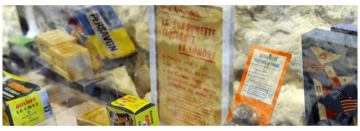 Visite de la savonnerie et du musée du savon La Licorne