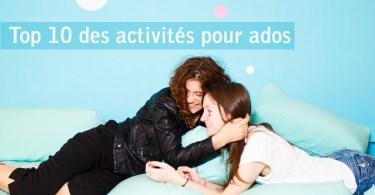 Top 10 des activités pour adolescents à marseille