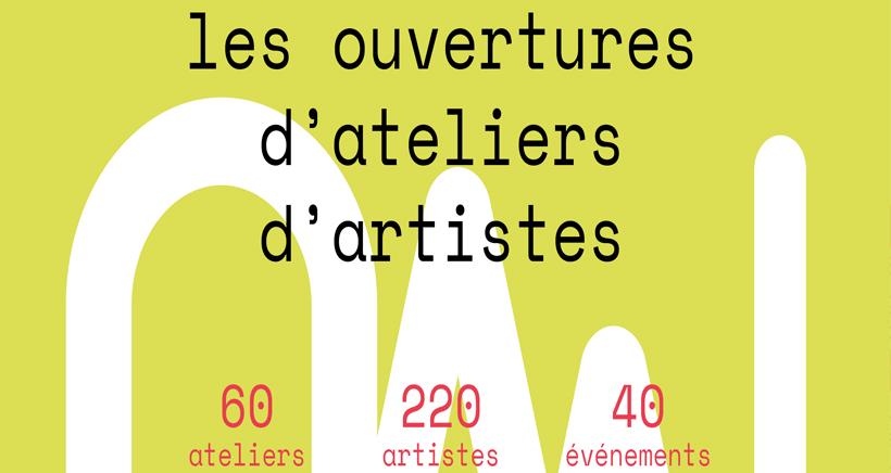 Ouvertures d'ateliers d'artistes 2019, marseille