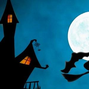 Le bal des petits sorciers pour Halloween