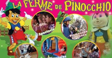 La ferme de pinocchio à Marseille