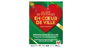 La liste des vos envies pour Noël à Marseille