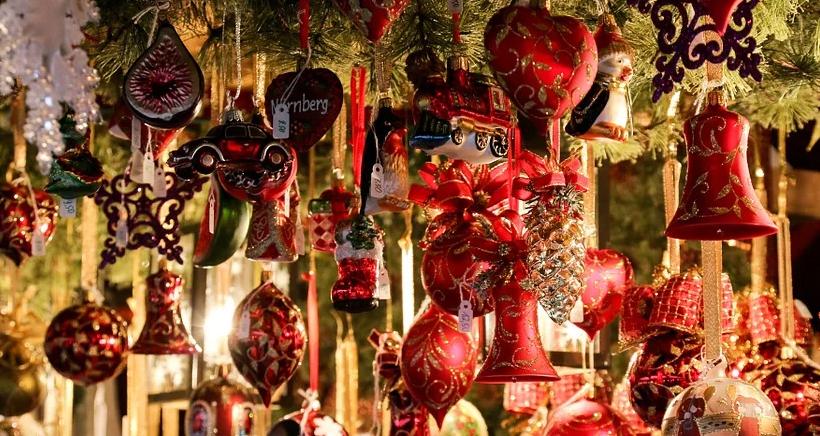 Marché de Noël à Marseille