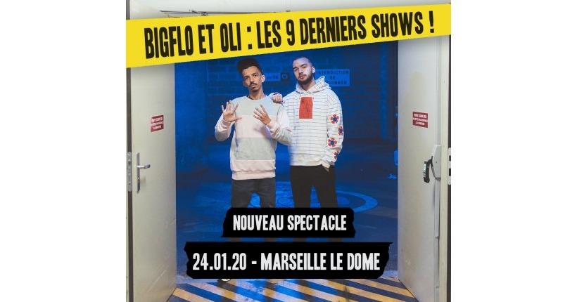 Bigflo & Oli reviennent Dôme de Marseille