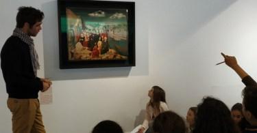 Ateliers en famille au Musée d'histoire de Marseille