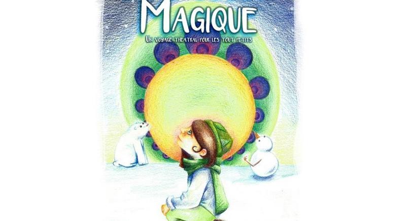 Spectacle enfant le flocon magique