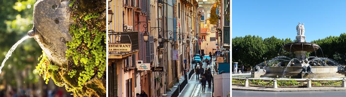 Découvrir Aix en Provence avec des enfants