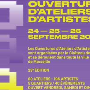 Ouverture d'Arteliers d'Artistes 2021