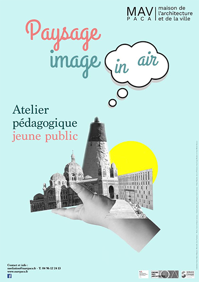 Ateliers gratuits Paysage image in air