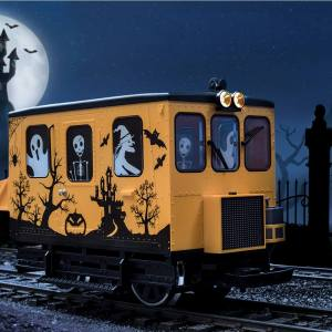 Train d'Halloween Fuveau