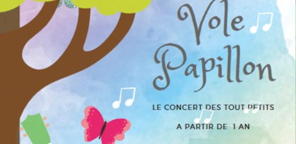 - Vole papillon - Concert pour enfants