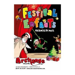 Festival enfants spectacles de Noel