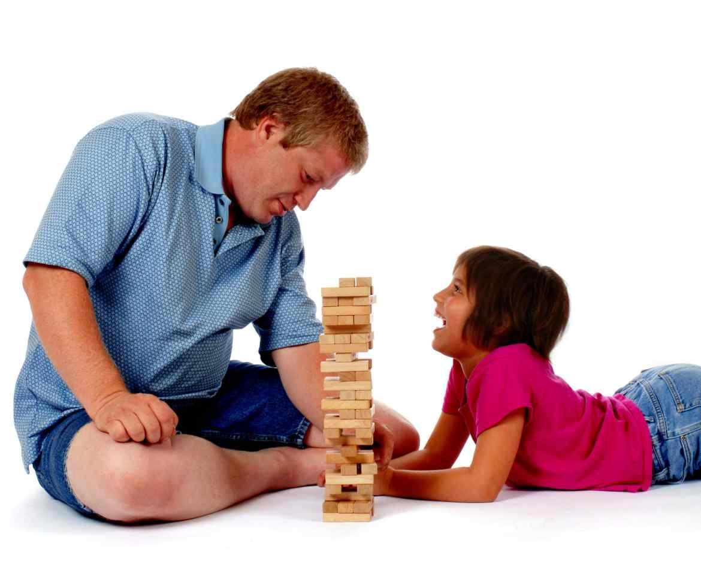 Jeux de construction, jouer en famille