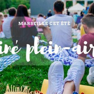 Ciné Plein Air cet été à Marseille