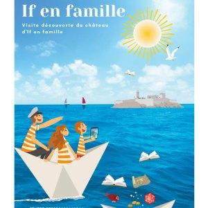 Visiter le chateau d'if en famille
