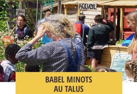 Babel Minots au Talus