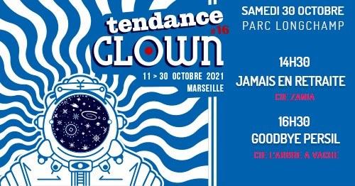 Tendance clown 2021 parc longchamp