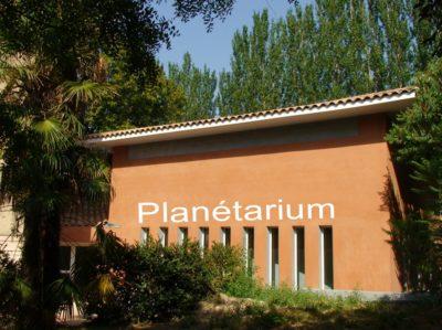 Planétarium Aix en Provence