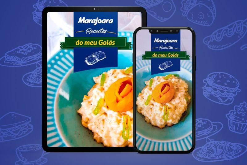 Culinária típica goiana ganha e-book gratuito com receitas
