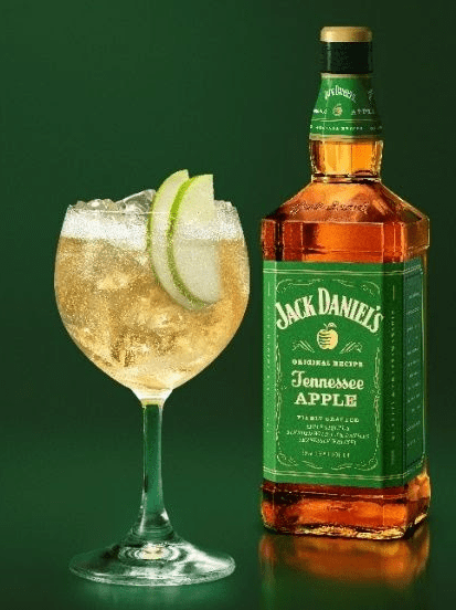 Whiskey Jack Daniel´s Tennessee Apple chega ao País