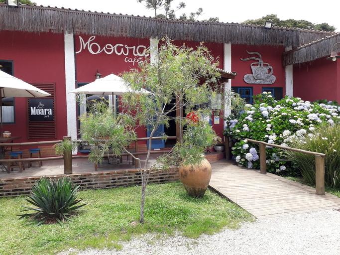 Moara Café, em Cunha (SP): lugar bacana para comer e comprar