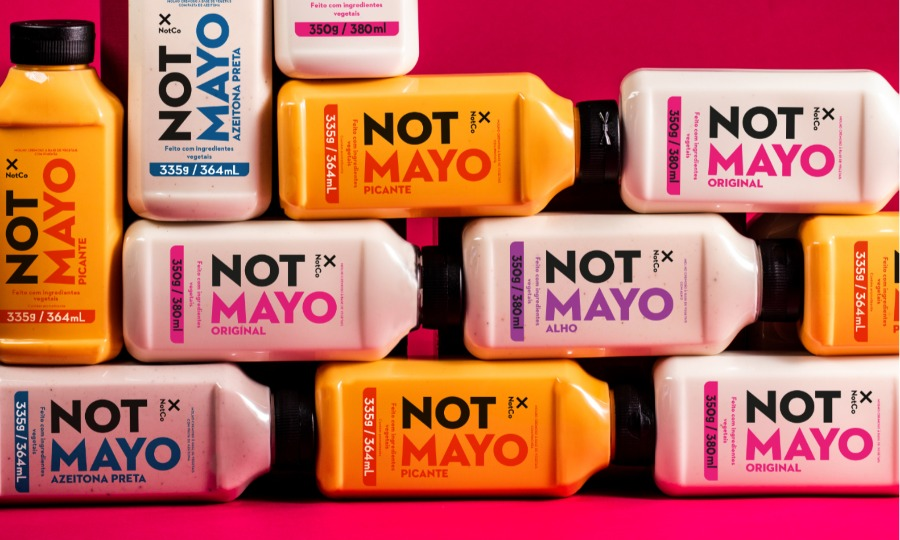 Maionese vegana Not Mayo ganha novos sabores