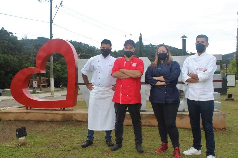 Monte Verde (MG) ganha confraria de novos chefs