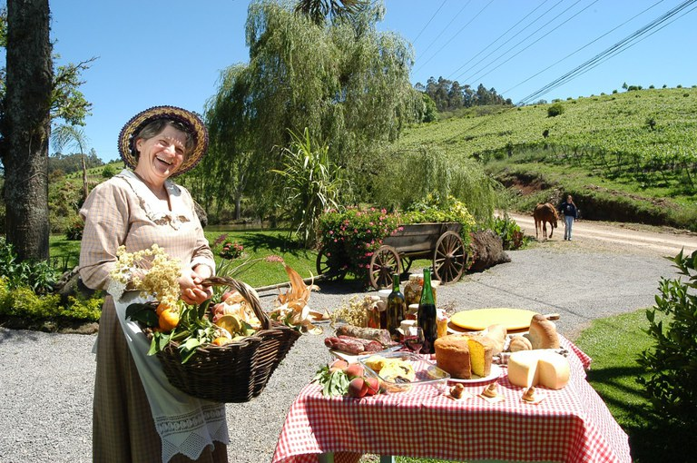 Agricultura familiar ganha projeto de turismo do governo