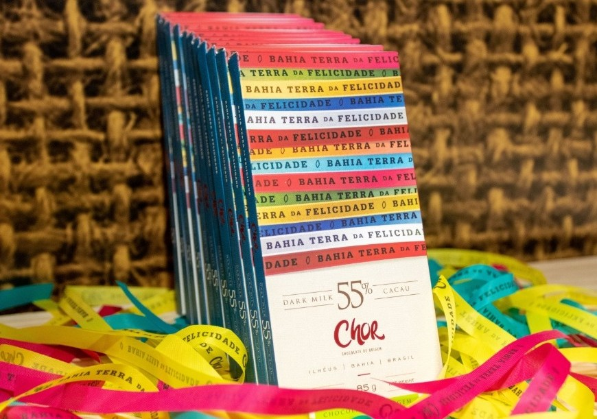 Chocolate baiano é eleito um dos melhores do mundo