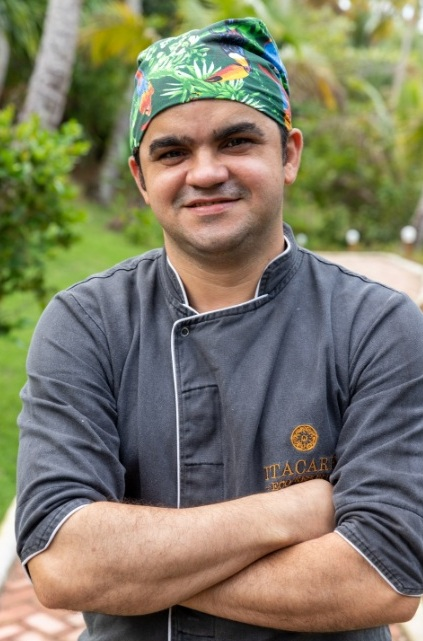 Itacare Eco Resort chef Jandes Morais foto Alem Silva