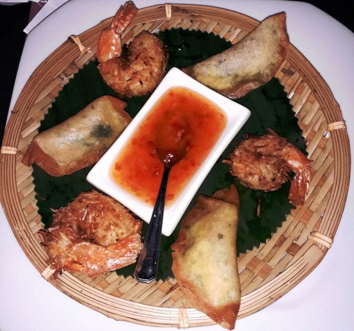 Thai serve excelente comida tailandesa no Guarujá 2021 3 foto Claudio Schapochnik Que Gostoso