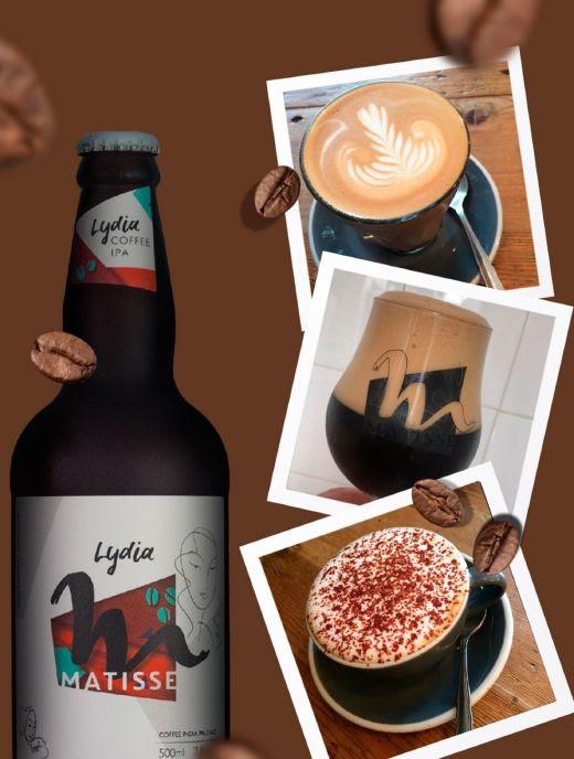 Cappuccino inspira lançamento da Cervejaria Matisse