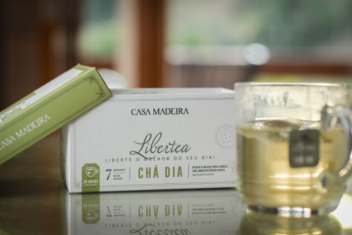 Casa Madeira lança chás em sachê