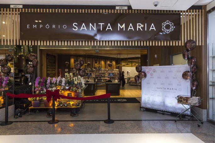 Emporio Santa Maria abre unidade em shopping 1 foto Massimo Failutti