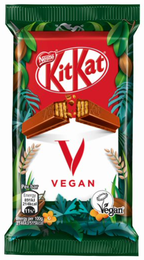 Kitkat V divulgacao
