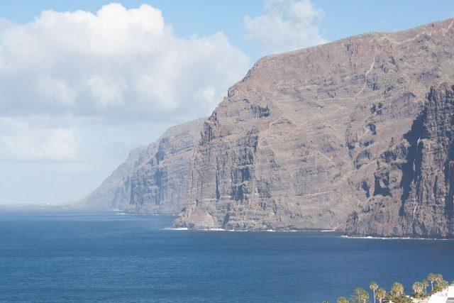 Acantilado de los Gigantes, uno de los 10 imprescindibles de Tenerife