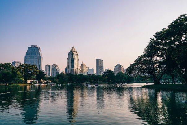 Parque Lumpini de Bangkok