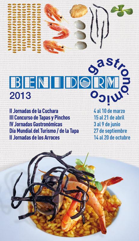 benidorm gastronimoco 2013