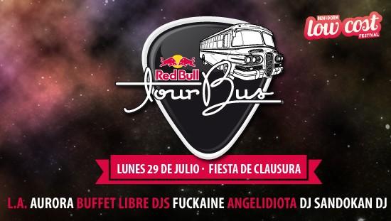 Fiesta de clausura Low Cost Festival