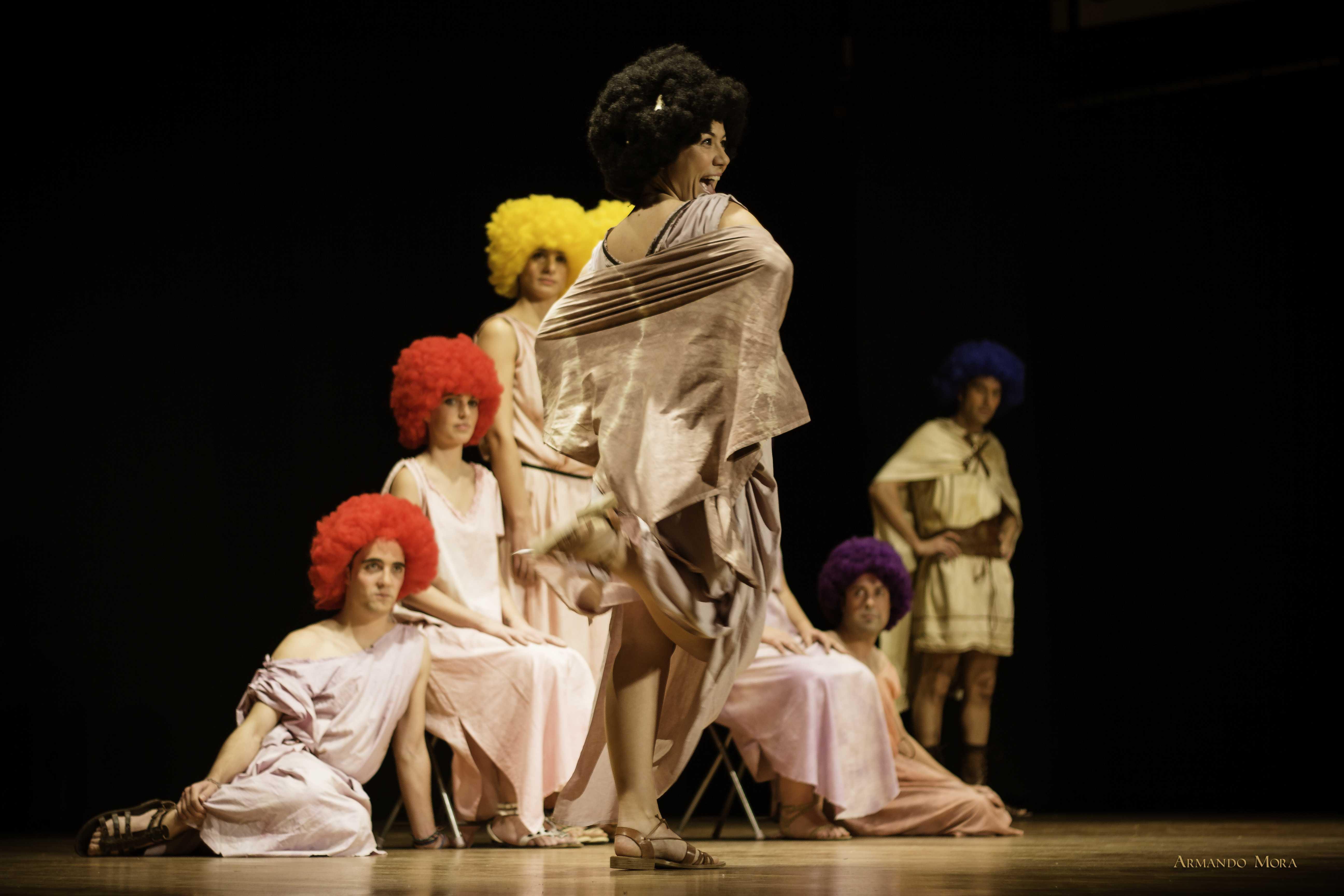 La Nucia Teatro Pelopidas previa 2014