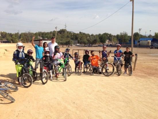 La Nucia BMX Campus 2014