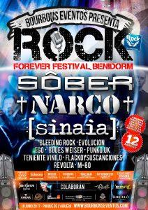 Cartel del Rock Forever Festival