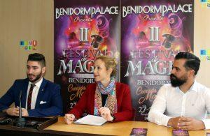 II Festival de Magia Benidorm Palace