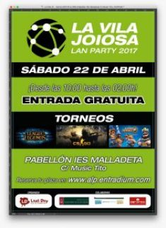 Lan Party Villajoyosa