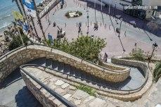 Escalinata Benidorm