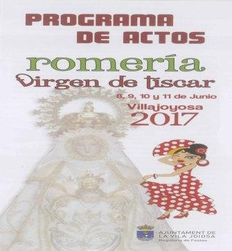 Fiestas de la Virgen de Tíscar en Villajoyosa