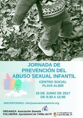 jornada de prevención de abuso sexual infantil
