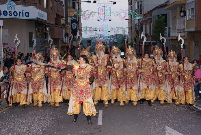 Los Moros y Cristianos de Callosa d'en Sarrià comienzan el próximo sábado