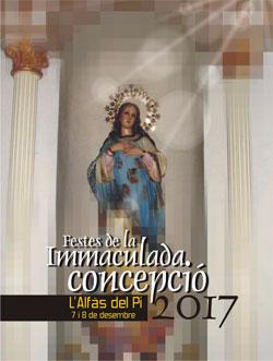 Fiestas de la Inmaculada en l'Alfàs